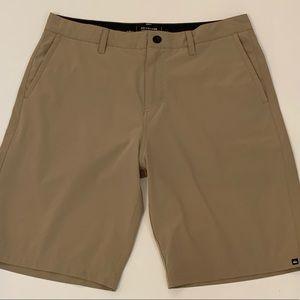 Quiksilver Amohibious Board/Hybrid Shorts 34